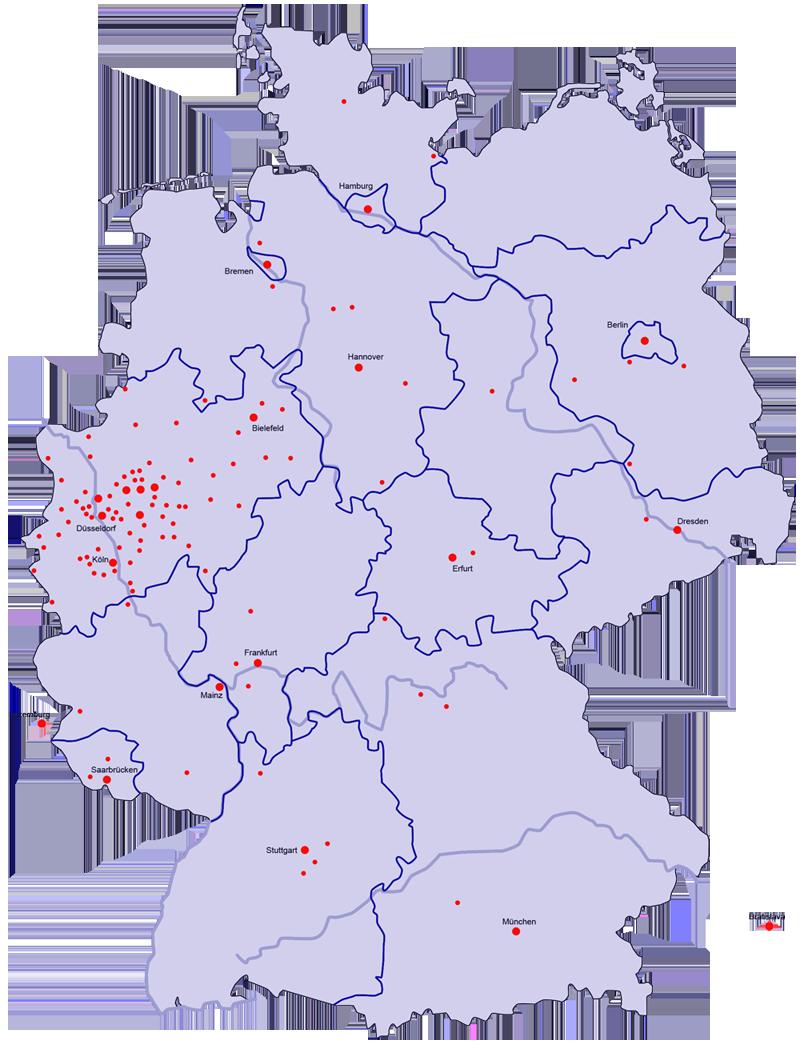 Referenzen – Deutschland
